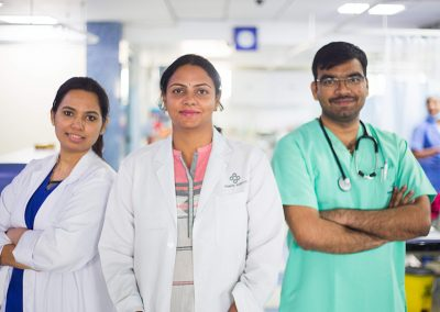 Premier Hospital Staff