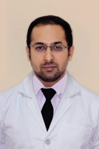 Dr Abhinand Potturi - Oral & Maxillofacial Surgeon