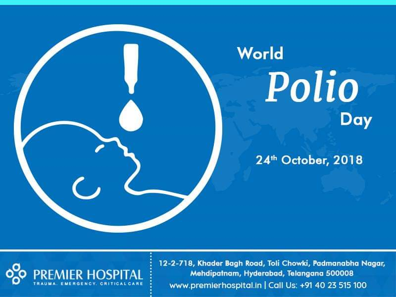 World Polio Day October 24, 2018