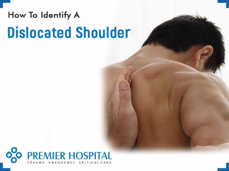 Dislocated Shoulder – How do I Identify it?