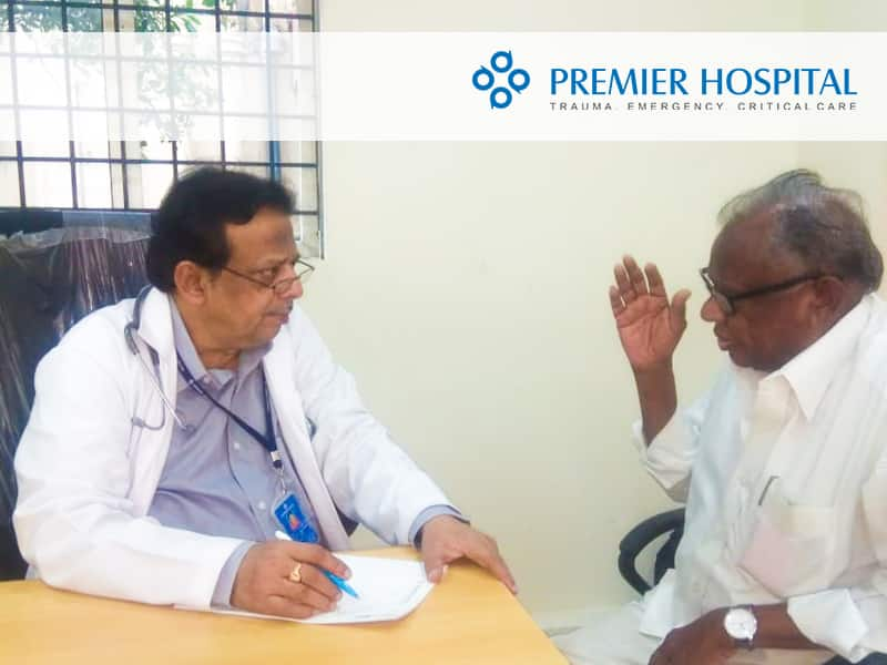 Free Health Camp By Premier Hospital