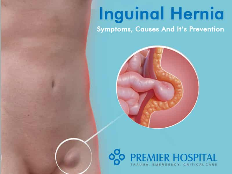 Inguinal Hernia - Symptoms, Causes And It's Prevention What Is An Inguinal Hernia