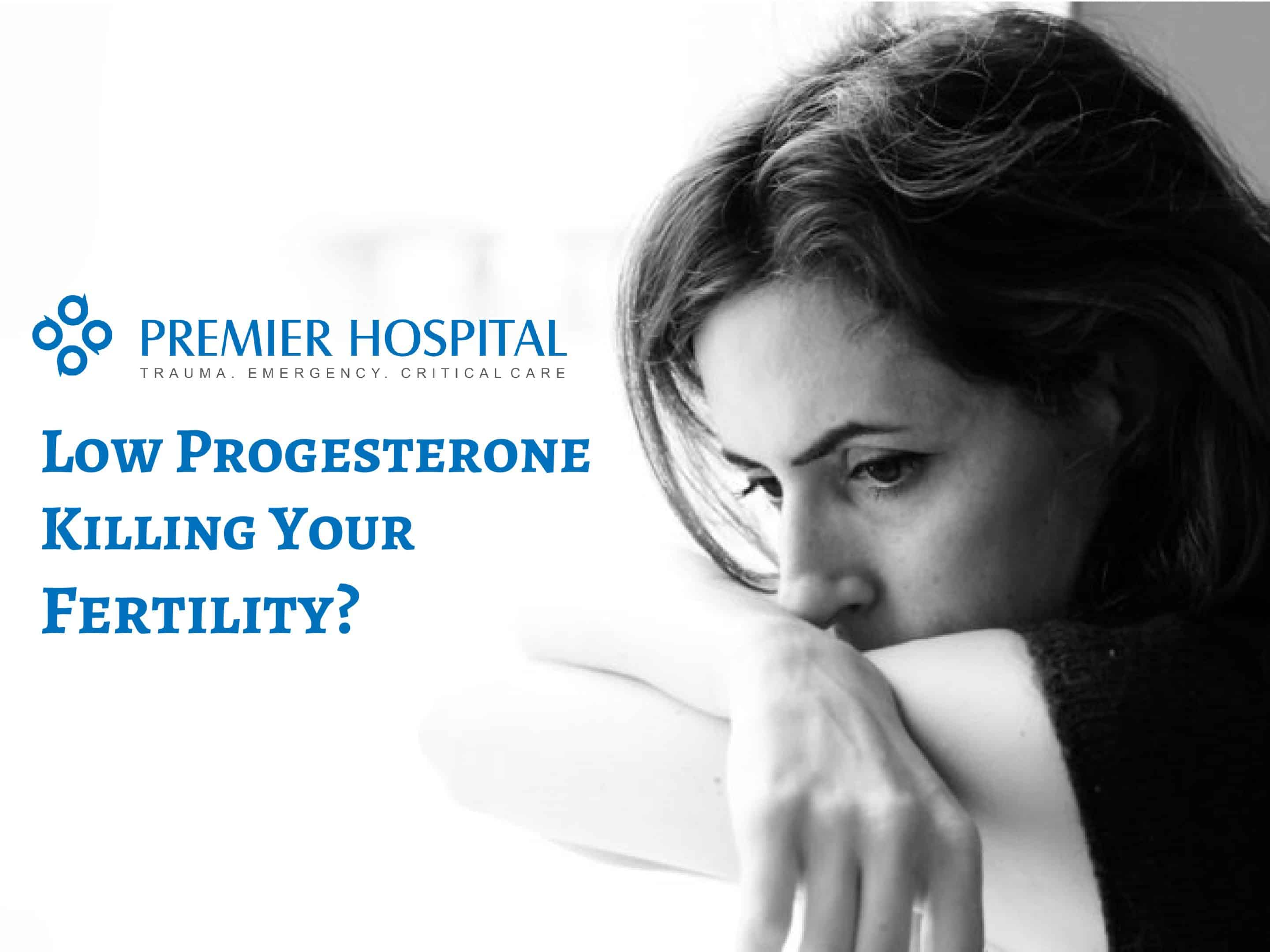 Elevate Your Low Progesterone Level Naturally!