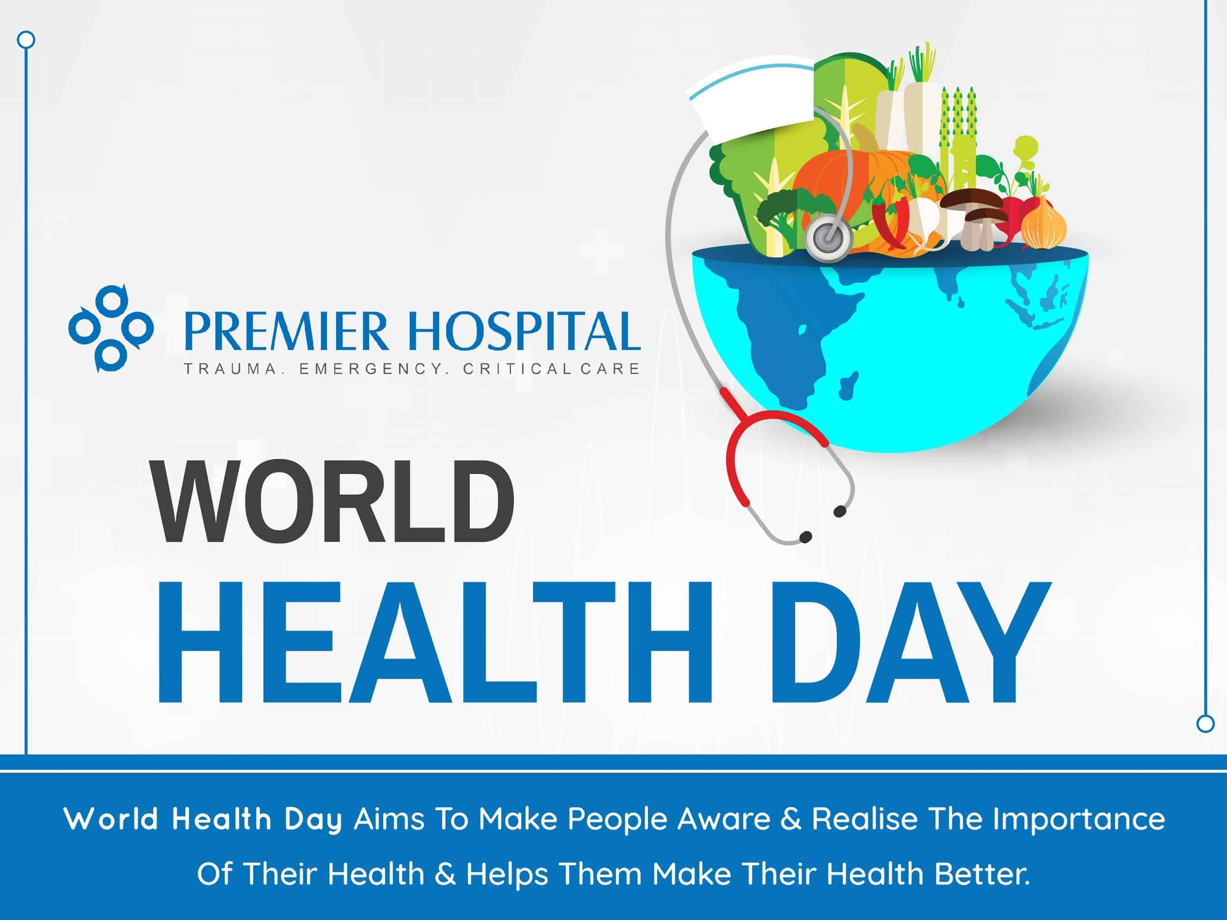 World Health Day - Why We Celebrate it