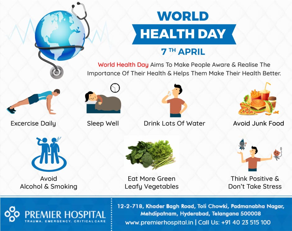 World Health Day - Why We Celebrate it1