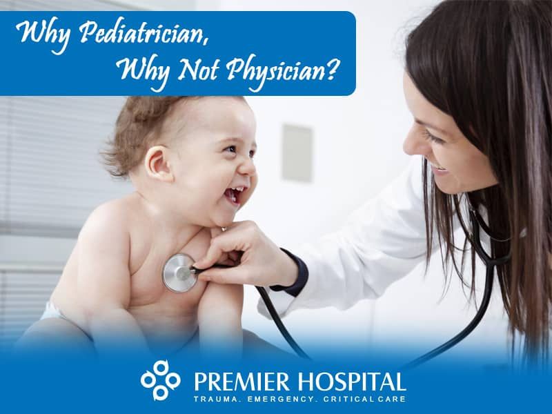 why paeditruician