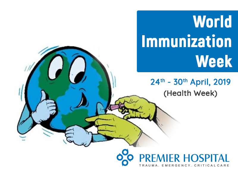 World Immunization Week (24-30 April)