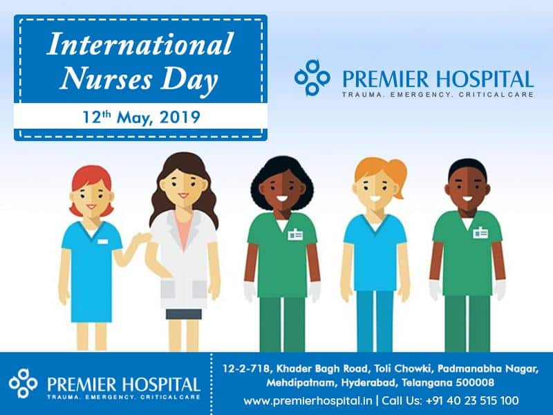 International Nurses Day, 12 May 2019