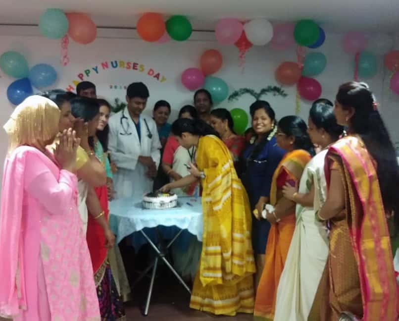 International Nurses Day Celebrations At Premier Hospitals