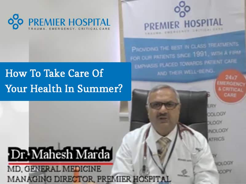 How To Take Care Of Your Health In Summer?