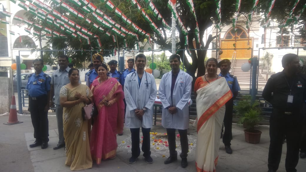 Celebration of Freedom at Premier Hospital - Happy Independence Day