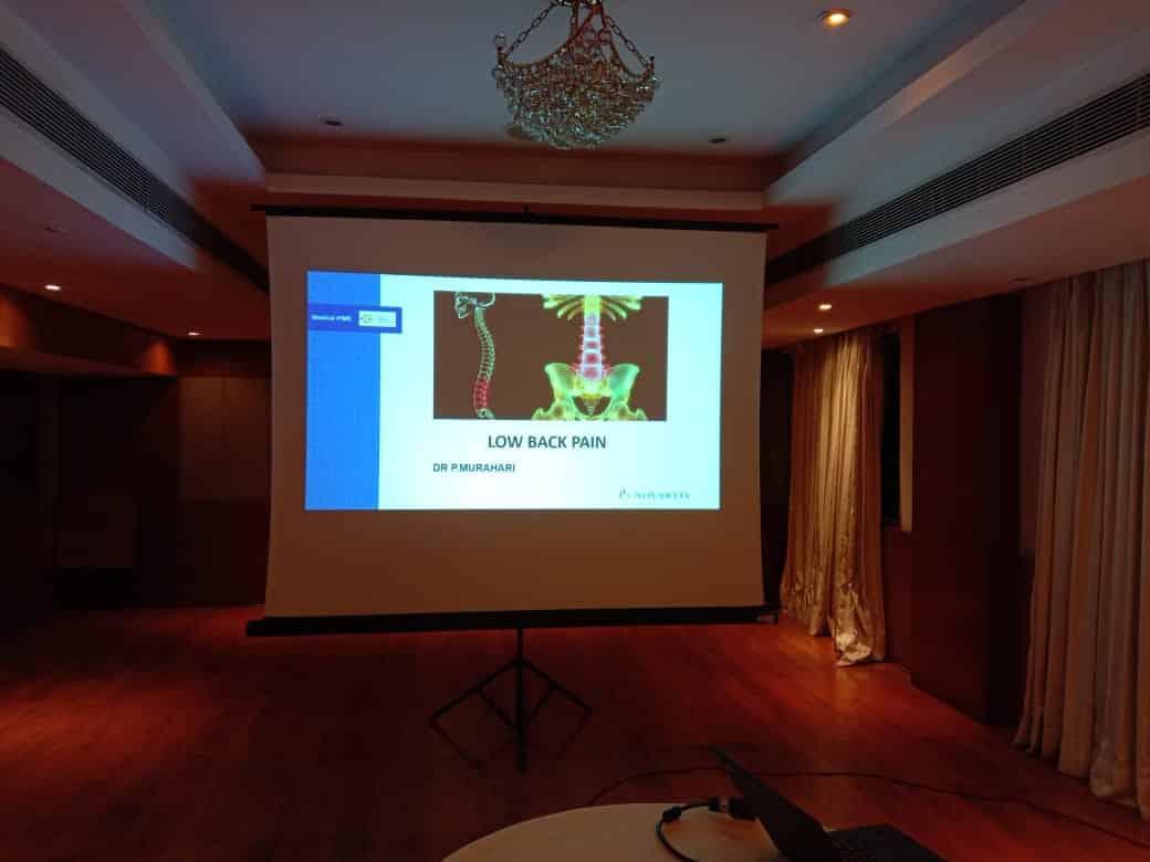 CME Program By Premier Hospital On Lower Back Pain Management
