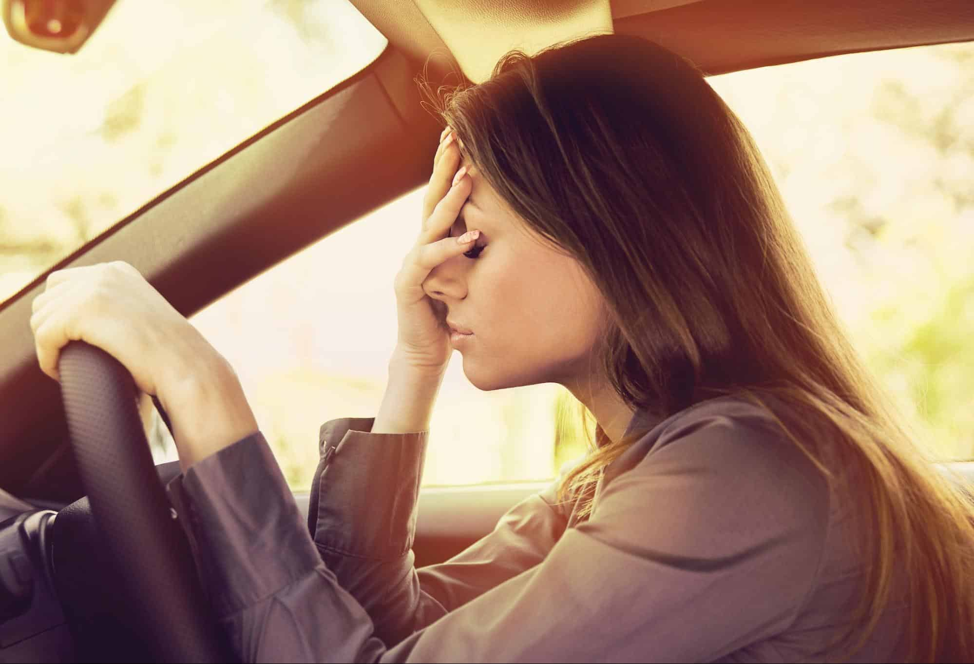 What Are The Symptoms Of PTSD After An Accident?