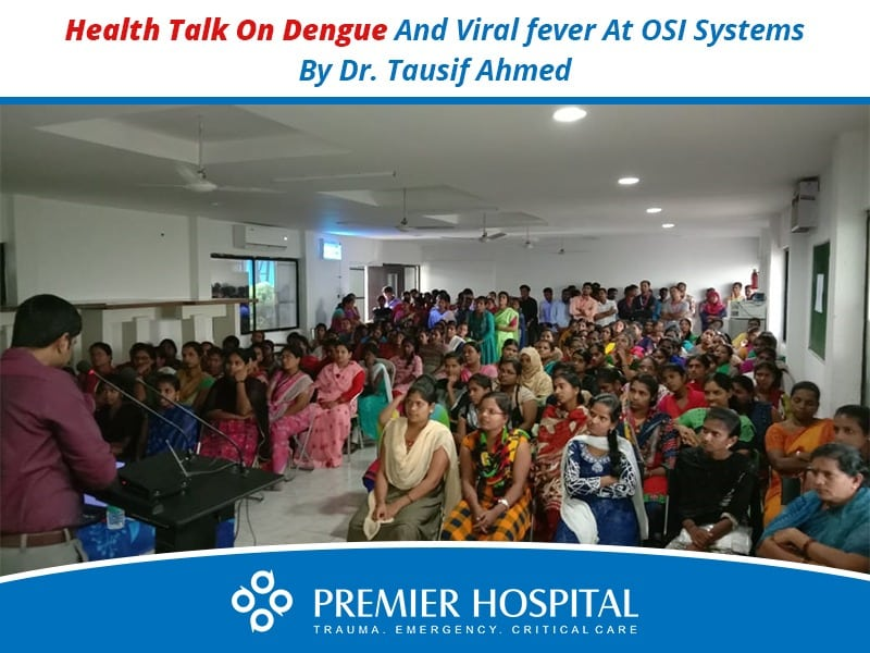 Health Talk On Dengue And Viral Fever