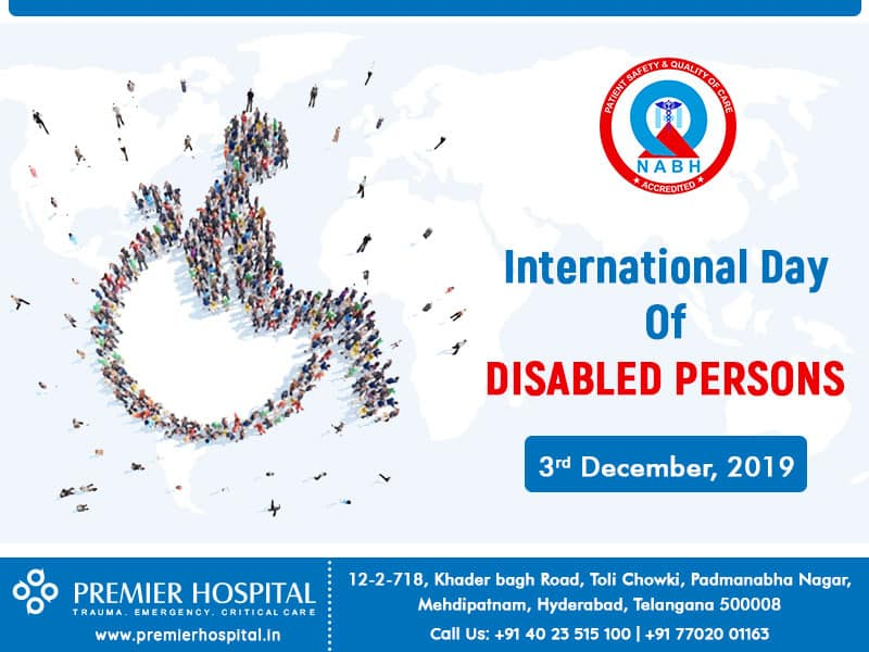 International Day of Persons with Disabilities, 3 December 2019