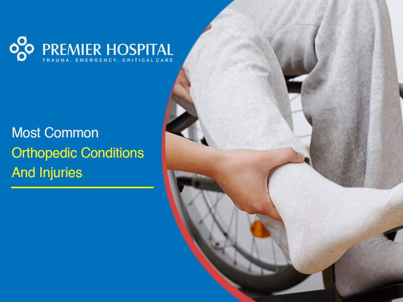 Most Common Orthopaedic Conditions And Injuries
