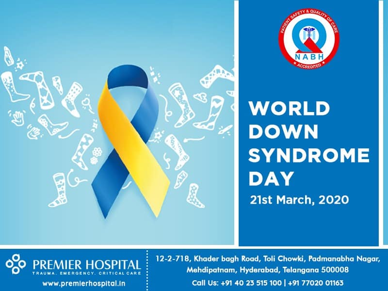 World Down Syndrome Day, 21 March 2020