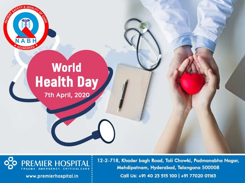 World Health Day, 7 April 2020 - Support Nurses & Midwives