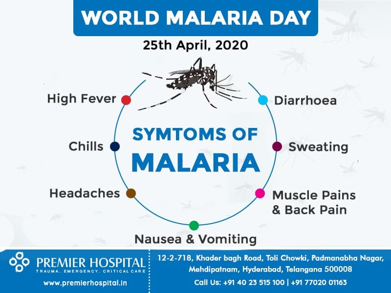 Malaria & COVID19 – World Malaria Day