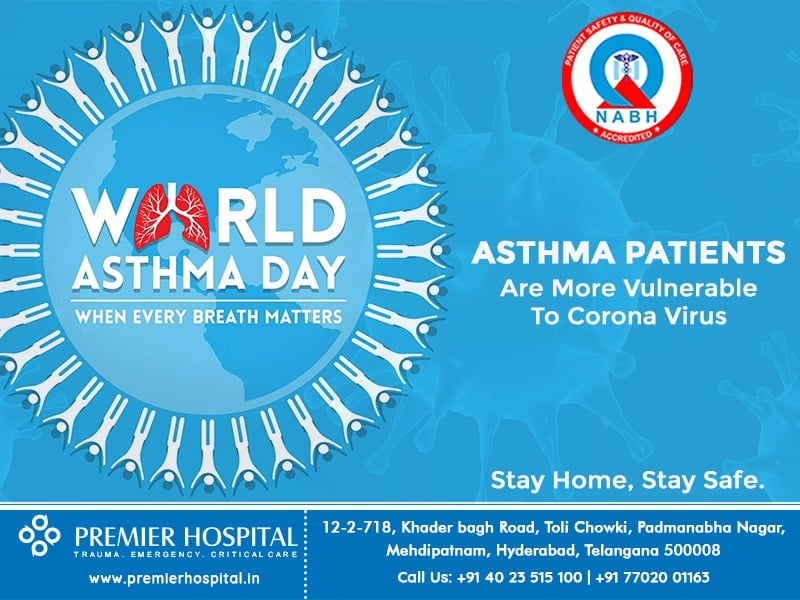 World Asthma Day, May 5th 2020