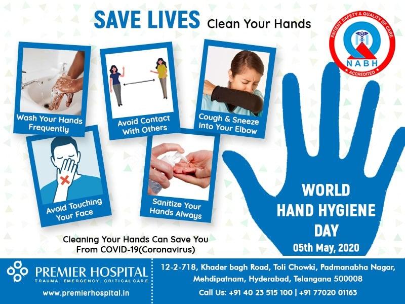 World Hand Hygiene Day – May 5th, 2020