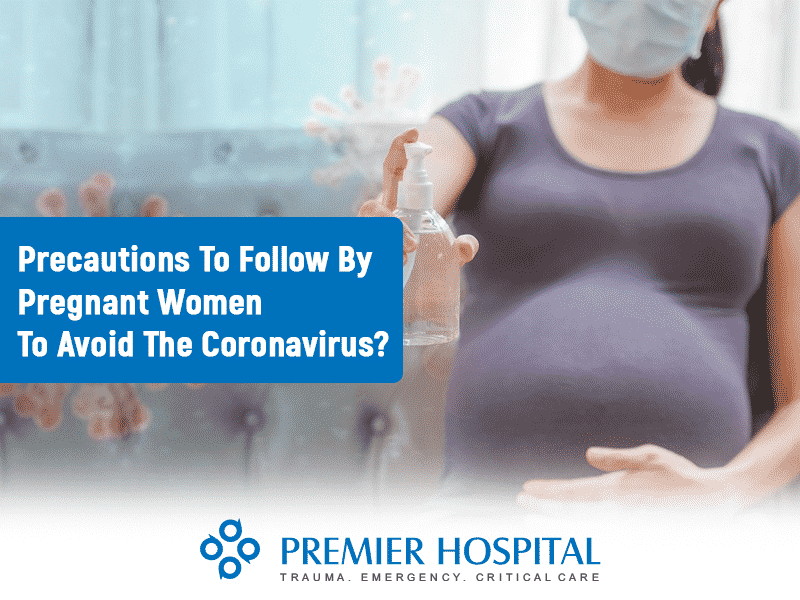 Precautions For Pregnant Women To Avoid The Coronavirus