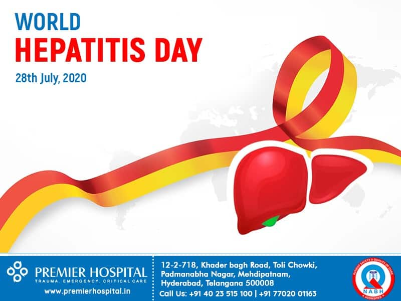 World Hepatitis Day – July 28th at Premier Hospital