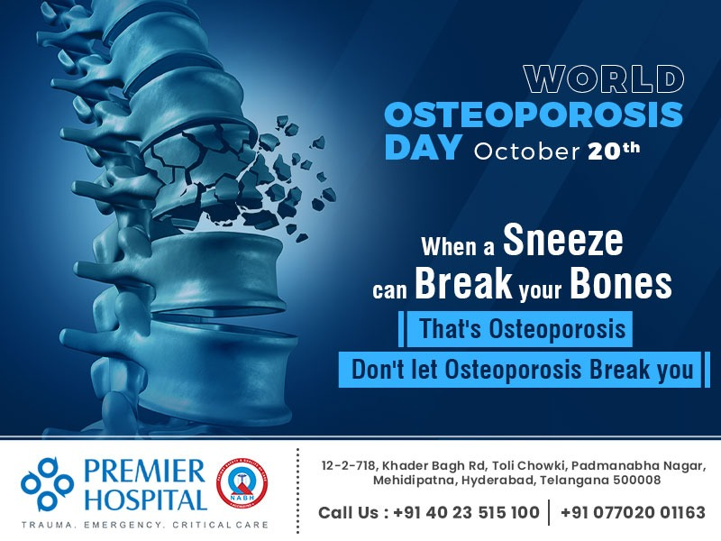 World Osteoporosis Day 2020