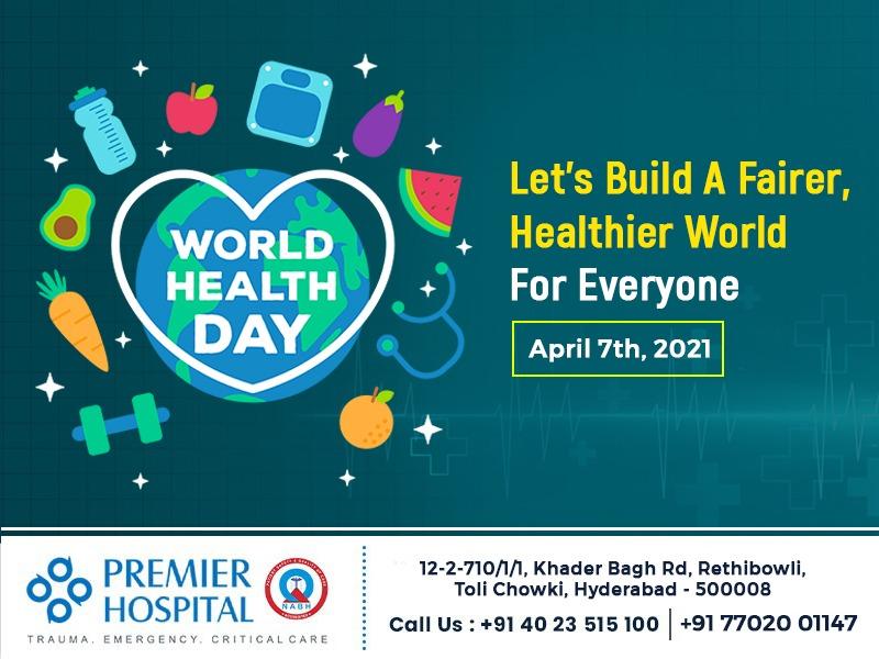 world heatlh day 2021