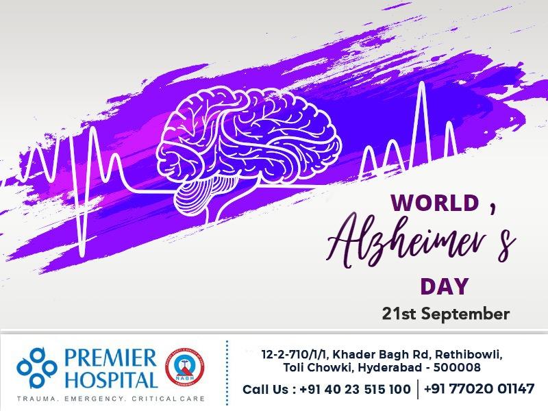 World Alzheimers Day 2021