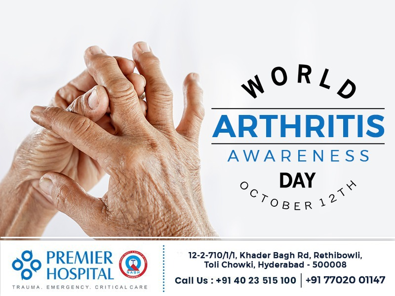 World Arthritis Day 2021