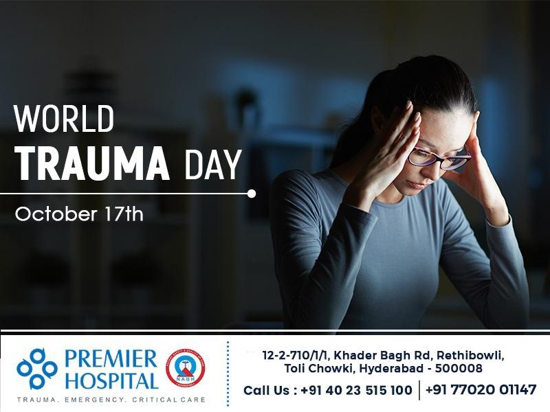 World Trauma Day 2021